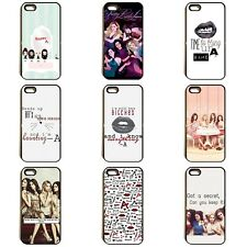 PRETTY LITTLE LIARS QUOTES A GAME TV SERIES PHONE CASE COVER FOR iPhone SAMSUNG