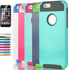 For Apple iPhone 6 S PLUS Hybrid ShockProof Protective Hard Case Cover