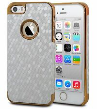 Veckko® New Super Thin Luxury Back Skin Case Cover For Apple iPhone 5