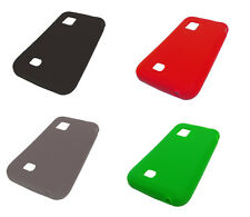 Soft Jelly Flexible Silicone Phone Cover Case Skin For Samsung SCH-S95