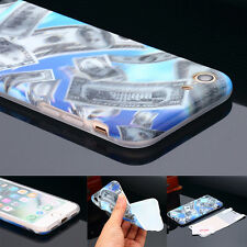 Hybrid Ultra Thin Shockproof Soft Case TPU Gel Cover For Apple iPhone