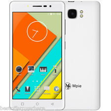 Mpie MG16 Android 6.0 5.0 pulgadas 3G Smartphone MTK6580 Quad Core 1,3 ghz 8GB