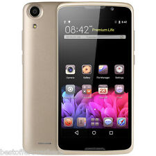 H828 Android 5.1 5.0 pollici 3G Smartphone MTK6580 Quad Core 1.3GHz 1GB 8GB