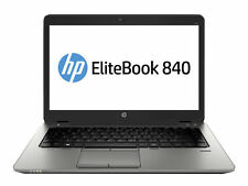 "HP EliteBook 840 G1 i5 4th gen 4300U 14"" Ultrabook Webcam laptop 4GB 180GB SSD"
