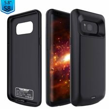 5500mAh Battery Charging Case Rechargeable Charger Cover for Samsung G