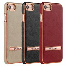 Apple iPhone 7 / 7 Plus Shockproof Leather Case Ultra Thin Hard Stand