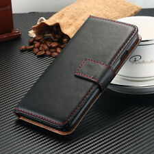 Leather Wallet Case Cover Flip Stand Luxury Credit Card Holder F iPhon