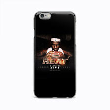 Miami Heat NBA Ultra Thin Rubber Gel Silicone Case For Apple iPhone 5