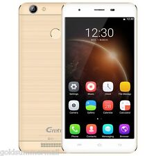 """Gretel A6 4G Smartphone 5.5 """" Android 6.0 mtk6737 QUAD-CORE 1.3GHz 2GB/16GB 13MP"""