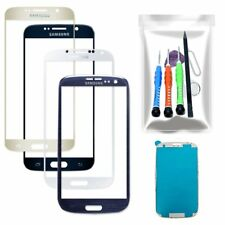 For Samsung Galaxy S3 S4 S5 S6 S7 Front Glass Lens Screen Replacement