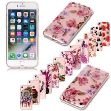 Luxury Ultra Thin Pattern Soft Silicone TPU Phone Case Cover For Apple