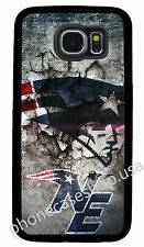 NEW ENGLAND PATRIOTS PHONE CASE FOR SAMSUNG NOTE GALAXY 3 S4 S5 S6 S6