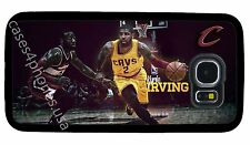 KYRIE IRVING CAVS PHONE CASE FOR SAMSUNG NOTE & GALAXY S3 S4 S5 S6 S7