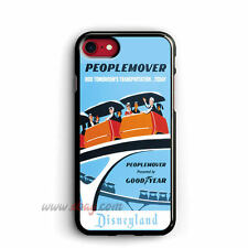 Disneyland iPhone Cases Attraction posters Samsung Galaxy Phone Cases