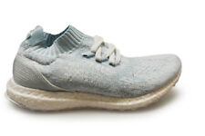 Mens Adidas Ultra BOOST Uncaged Parley - CP9686 - Blue White Trainers