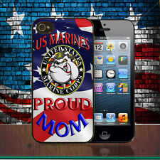 United States Marines Proud Wife iPhone Case 4 4S 5 5S 6 6S 6 7 Plus