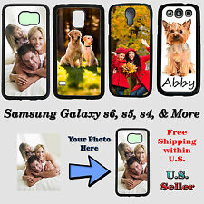 Personalized Custom Photo Picture For Samsung S3 S4 S5 S6 S7 S7 Edge S