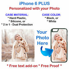 Customized Personal Photo Phone Case Cover For iPhone 6 PLUS  6S PLUS
