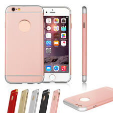 Luxury Ultra-thin Shockproof Armor Back Bumper Case Cover for iPhone 7