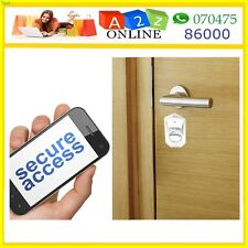4Pc Lot Mobile Operated Door Lock for Wooden/Steel/Iron-Many Models-2-Select