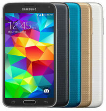 Samsung Galaxy S5 SM-G900A - 16GB AT&T GSM Unlocked Smartphone