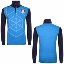 Kappa POLO SHIRTS FISI POLO LONG SLEEVES Man Winter sports National Italy Polo