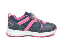 GEOX TOP FLY sneakers navy scarpe bambina mod. J7428A