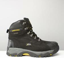 Amblers Safety FS987 Mens Steel Toe Cap Slip Resistant S3 W/P Safety Boots Black