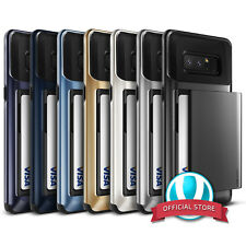 Samsung Galaxy Note 8 Case,VRS Design™ Protective Wallet Case with 2 Card Slots