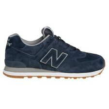 New Balance CLASSIC ML574FSN SUEDE Blu mod. ML574FSN