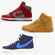 Nike Dunk High✔ Sale Damen Women Leather Schuhe Sneakers Shoes Basketball NEU