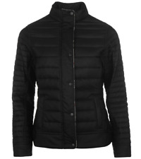 Barbour Mull Quilt Ladies Jacket Black