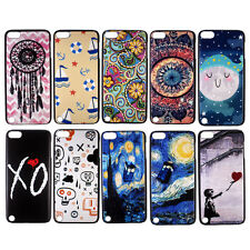 Various Cute Design Hard Case Cover Skin for iPod Touch 5 gen 5th generation 5G