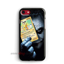 Joker iphone cases Pokemon Card samsung galaxy case ipod cover