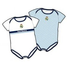 Pack Bodys Real Madrid con mangas 2und RM18015
