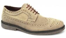 Red Tape ORRIN Mens Suede Leather Lace-Up Brogue Casual Comfy Desert Shoes Rock