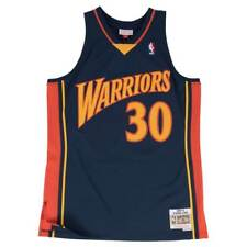 Mitchell & Ness Stephen Curry #30 Golden State Warriors swingman nba maglia