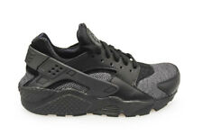 Mens Nike Air Huarache - 318429 041 - Triple Black Trainers