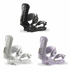 Union Womens Snowboard Bindings - Trilogy All-Mountain Freestyle - 2018