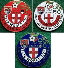 England 2010 South Africa World Cup Finals Group C Large 3.5cm Pin Badge