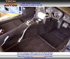 Triumph 2000 2500 Estate Carpet Set Handmade To Order Auto Velour