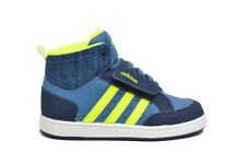 ADIDAS NEO HOOPS CMF MID sneakers navy scarpe bambino mod. BB9948