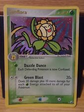 Sunflora EX Unseen Forces 16/115 Rare Reverse or Holo Near Mint - Mint Condition