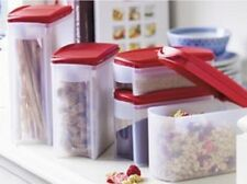 MODULAIRES POP Tupperware rouges - MODULAIRE POP 2,2L ou 3,4L - EN STOCK !