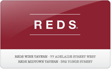 REDS Gift Card $25, $50, or $100 - Email Delivery