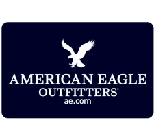 American Eagle Outfitters® Gift Card $25, $50, or $100 - Email Delivery