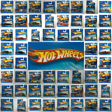 Mattel Hot Wheels 2005 Editions Wide Choice of Cars All Still Sealed