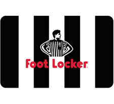 Footlocker Gift Card $25, $50, or $100 - Fast email delivery