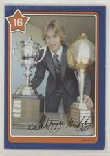 1982-83 Neilson Cookie Bar #16 Wayne Gretzky Edmonton Oilers Hockey Card