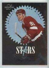 1995-96 Leaf Limited Stars of the Game #11 Sergei Fedorov Detroit Red Wings Card